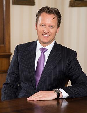 John Roozeboom, notaris